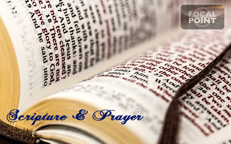 American Family Radio - WEEKLY SCRIPTURE AND PRAYER with Bryan